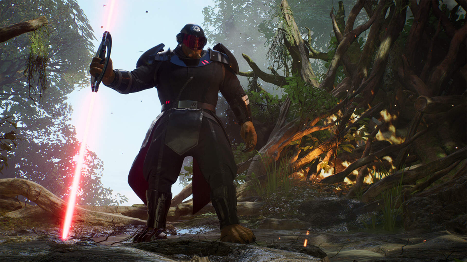 8 Minutes of Star Wars Jedi: Fallen Order Gameplay Highlights: The Force is Finally With EA