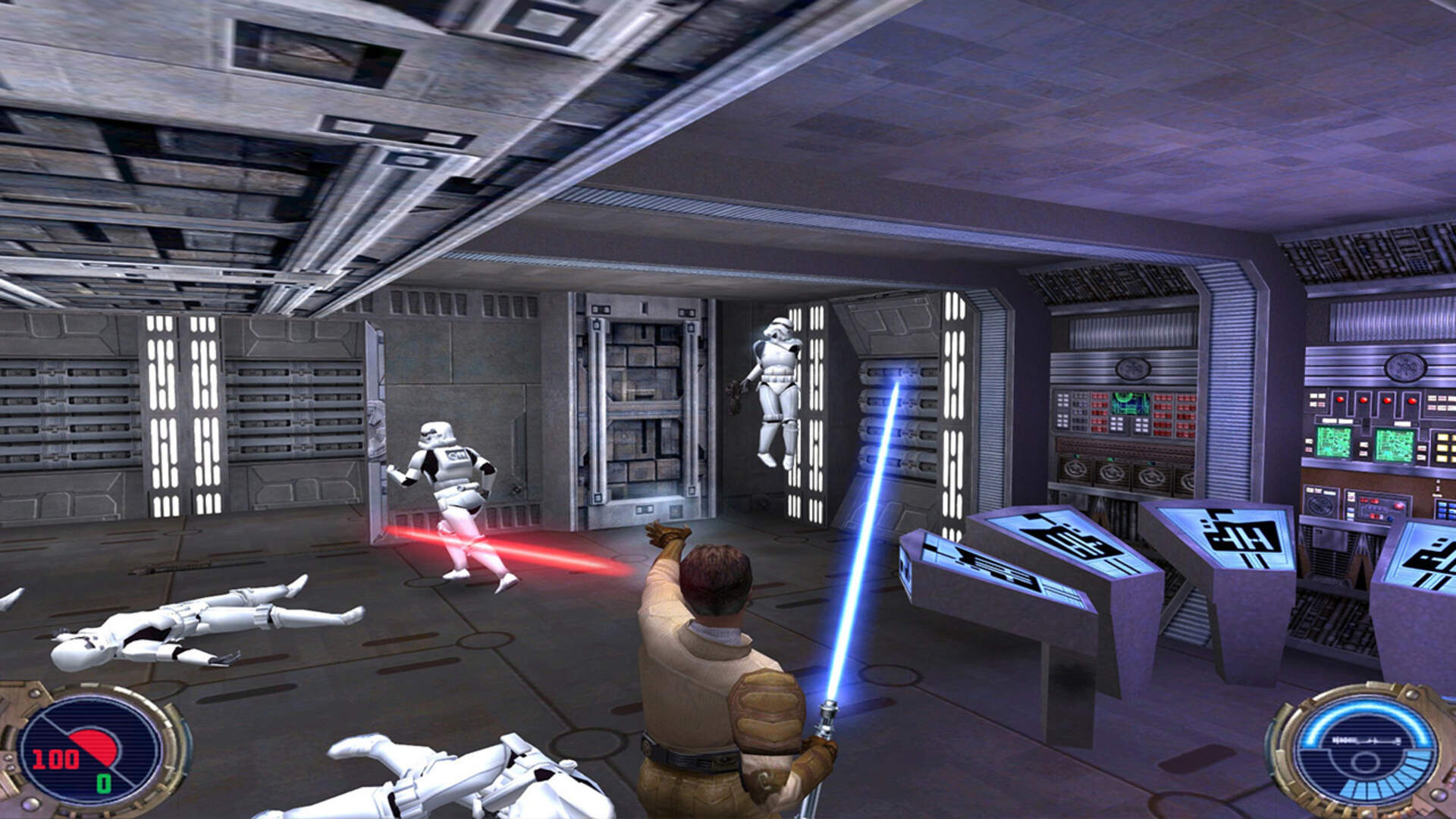Star Wars Jedi Knight 2: Jedi Outcast's New Ports Don't Have Inverted Controls [Update: a Patch Is Coming]