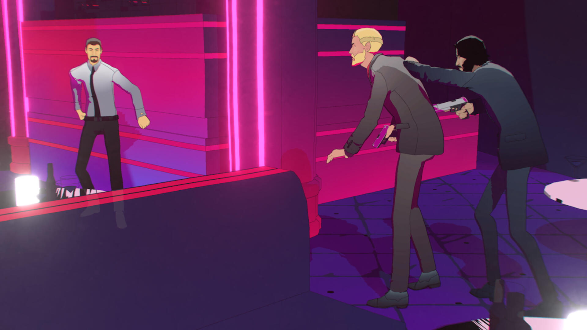 John Wick Hex Turns Gun-Fu Into a Strategy Game Next Month