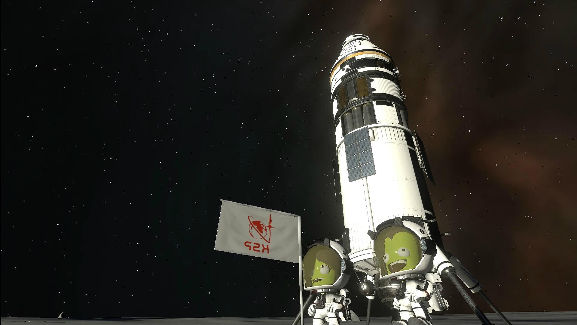 Kerbal Space Program 2 Launching on Consoles in 2020