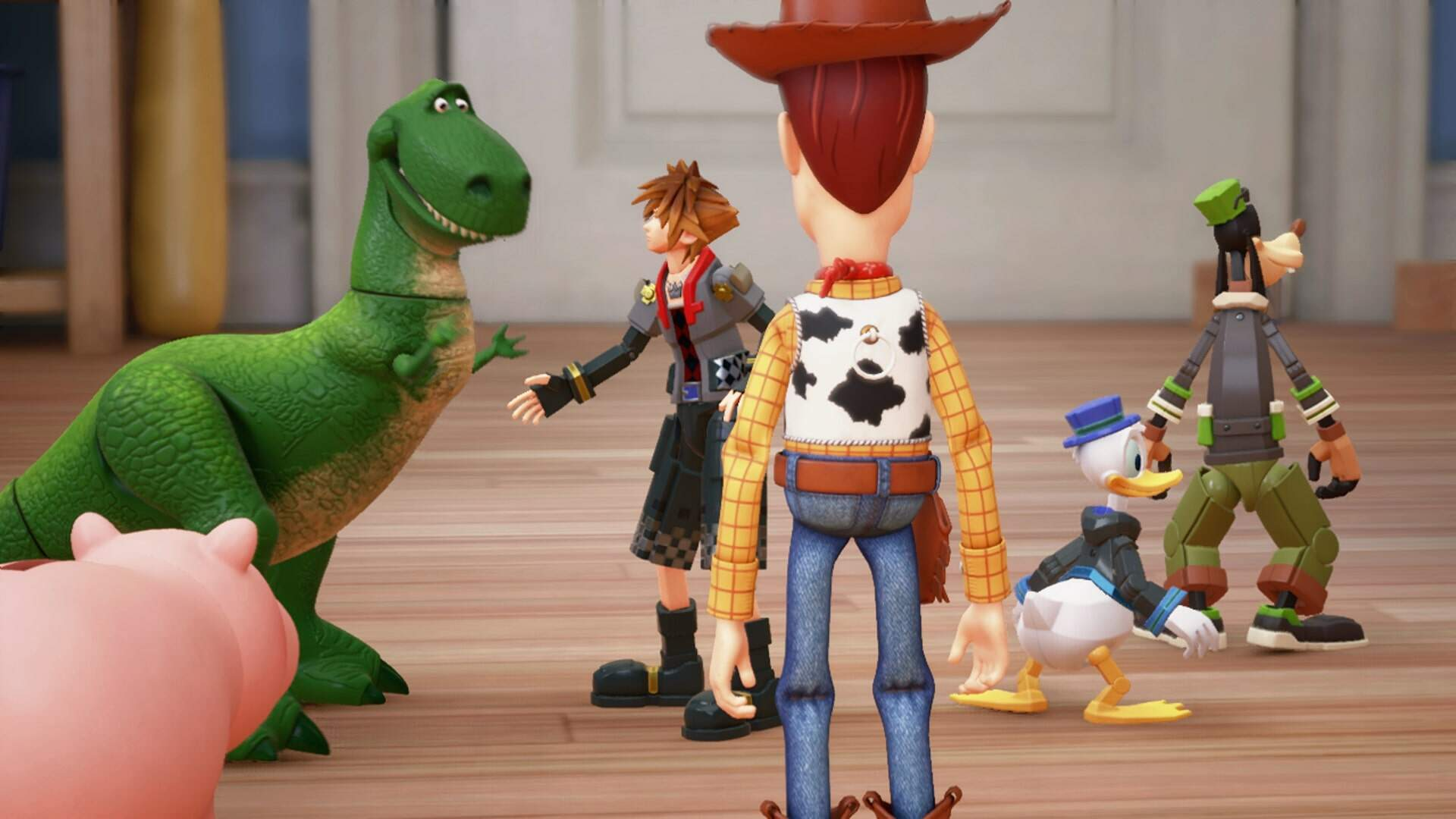 Here's the Voice Cast of Kingdom Hearts 3