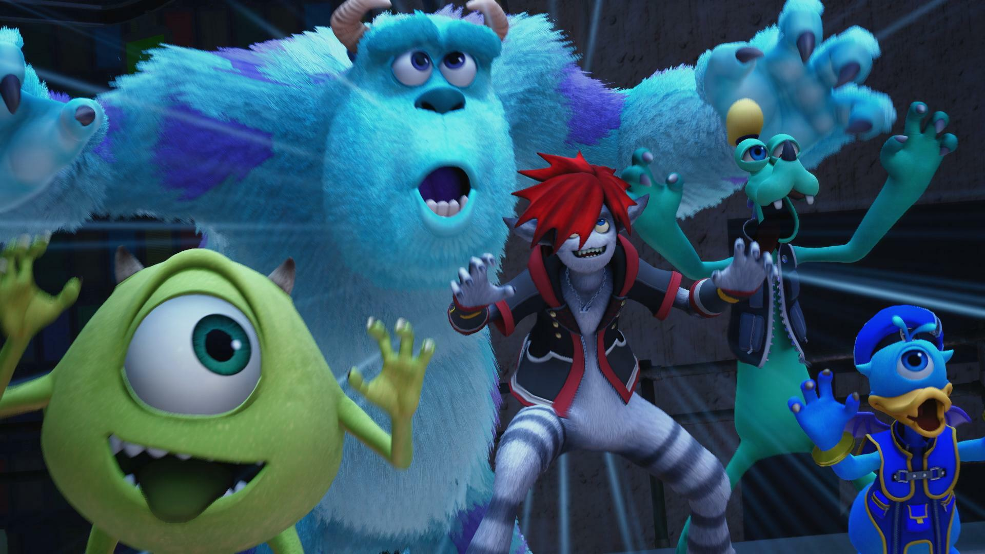 """Kingdom Hearts 3's Director Teases Changes When """"Critical Mode"""" Comes Out Tomorrow"""