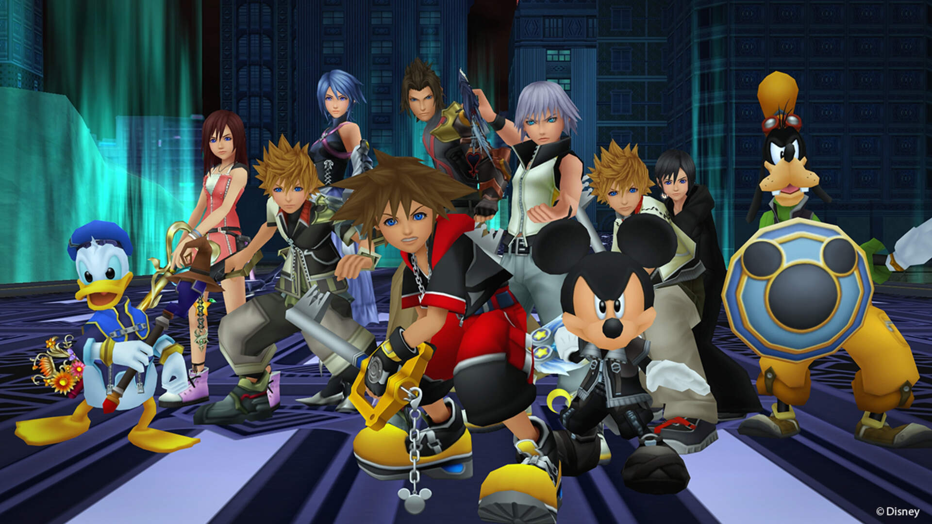 Tetsuya Nomura Talks About Kingdom Hearts 4 and More in New Interview