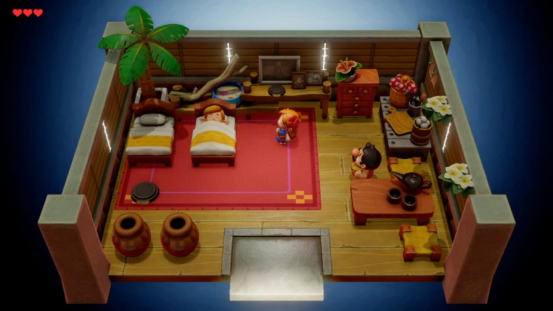 The Link's Awakening Remake is Coming to Switch This September, Will Have A Dungeon Creator