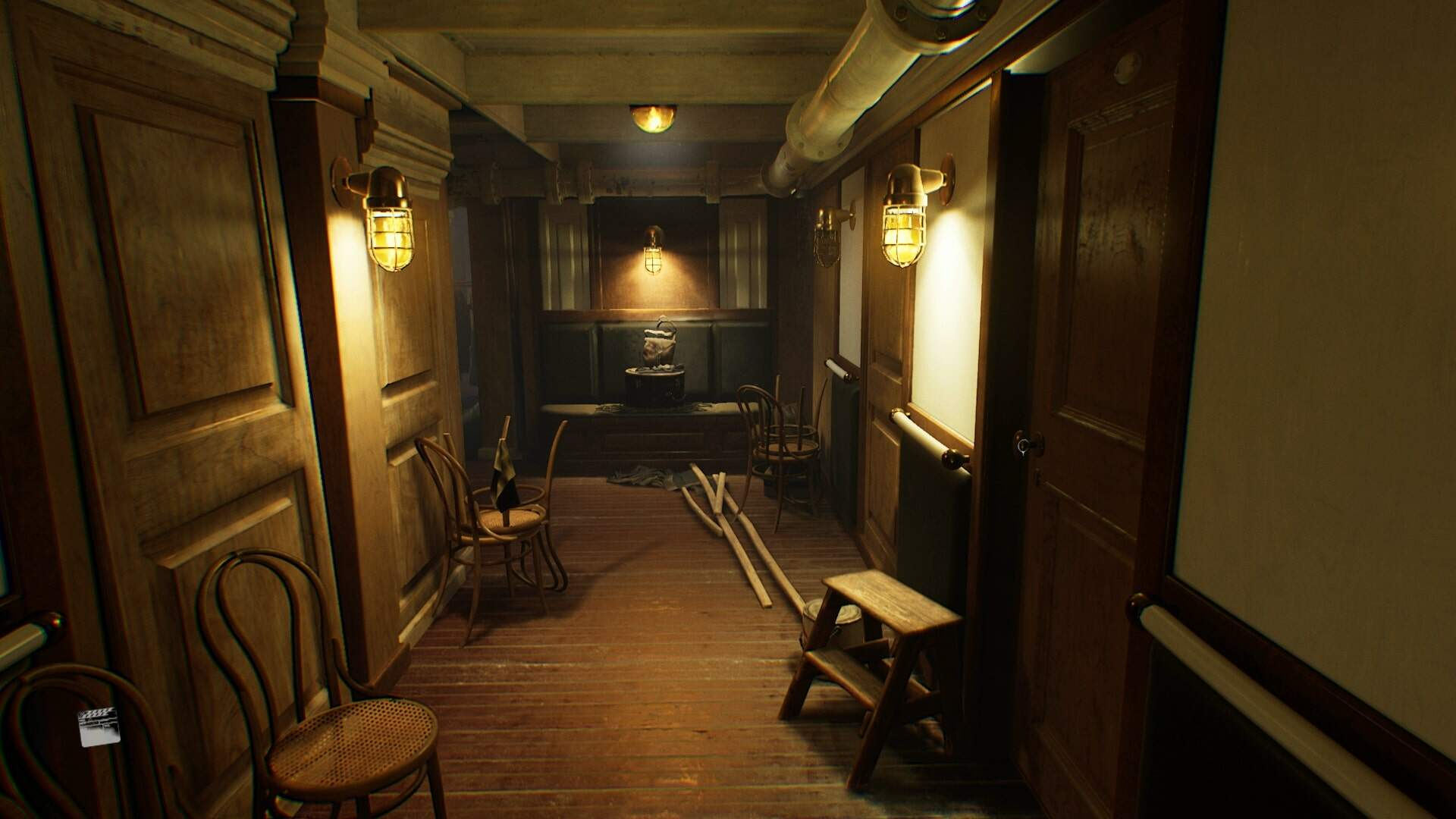 Layers of Fear 2 Endings - How to Get the Formless, Flame and Forever Endings
