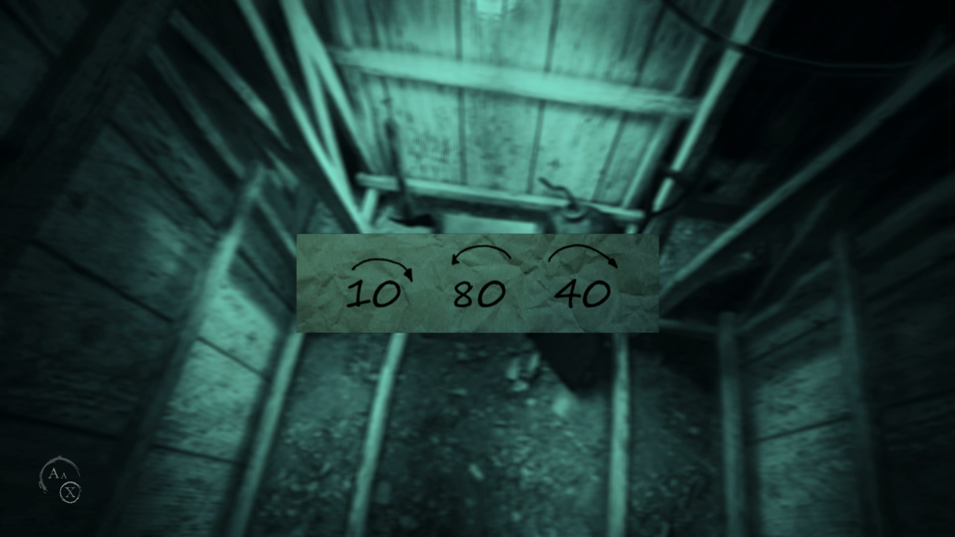 Layers of Fear 2 Puzzles Walkthrough - Lock Combinations, Projector