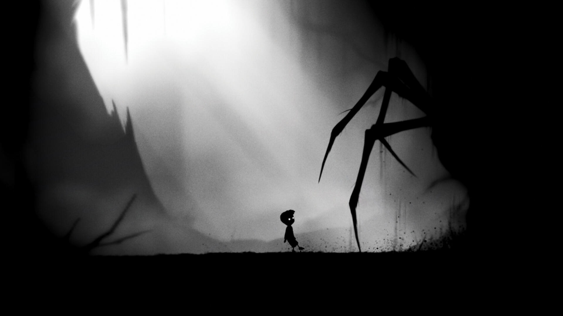 Starting Screen: Please Stop Putting Big Spiders In Video Games