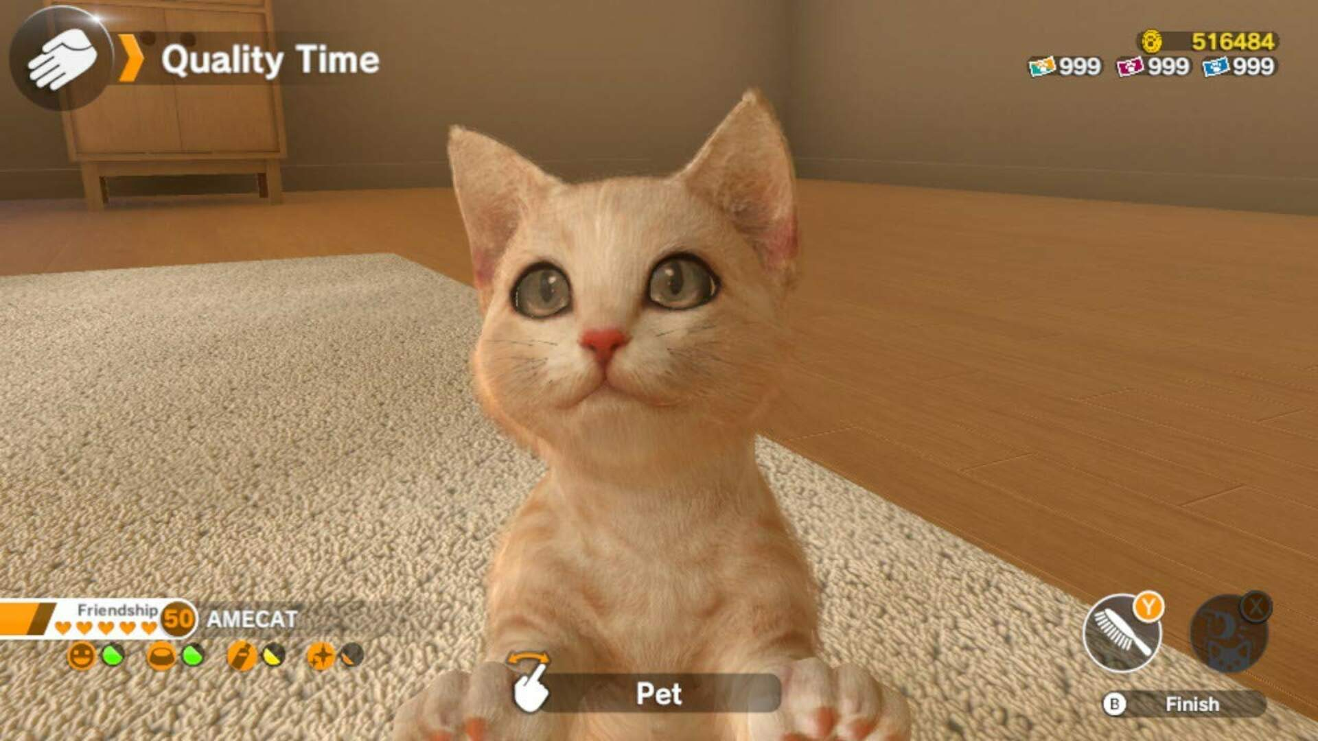 How To Get A Cat In Little Friends Dogs And Cats Usgamer