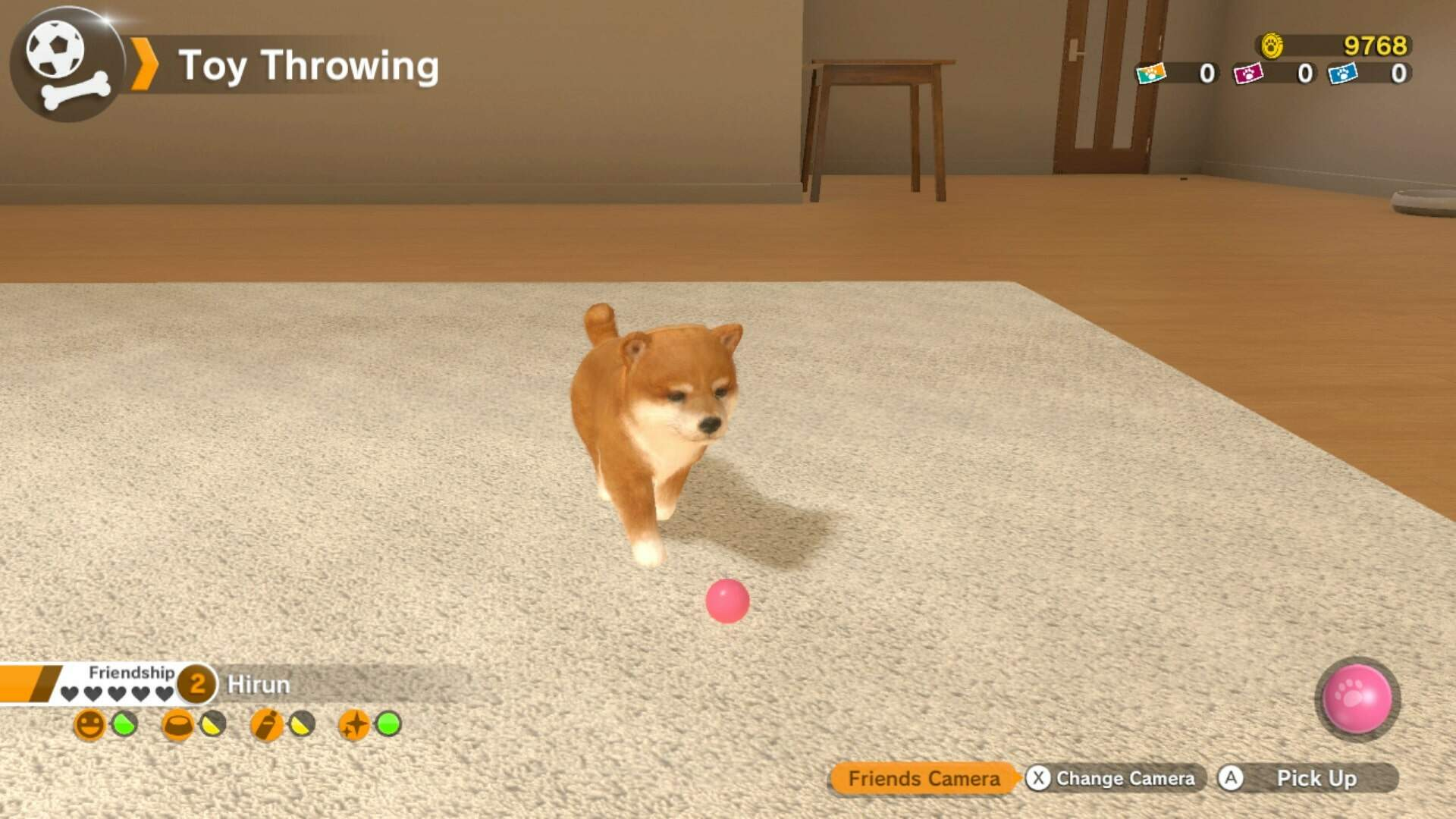 Little Friends Dogs and Cats: Is it Nintendogs?
