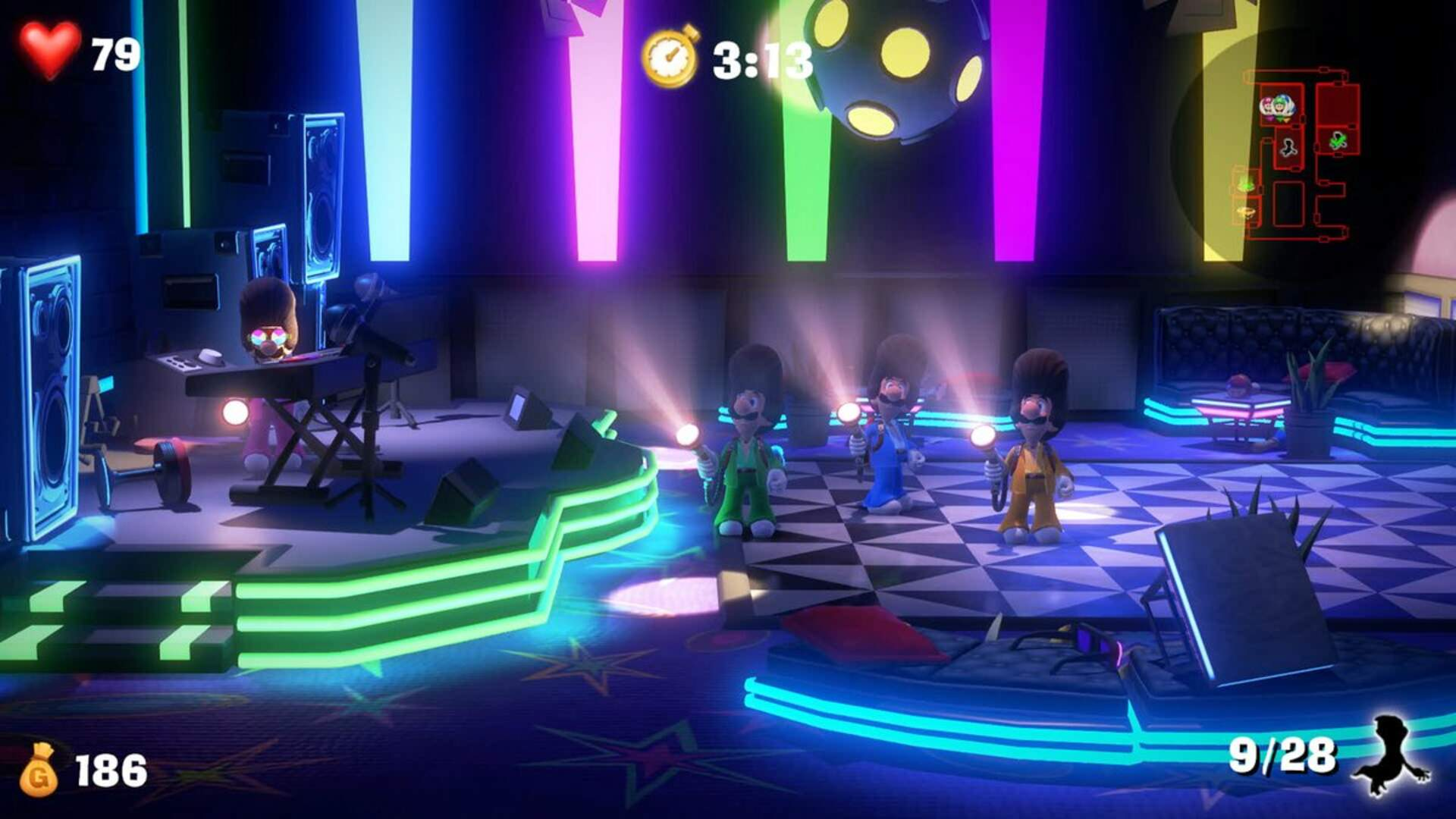 Luigi's Mansion 3 DLC Adds Three New Modes and One Terrible Disco Costume