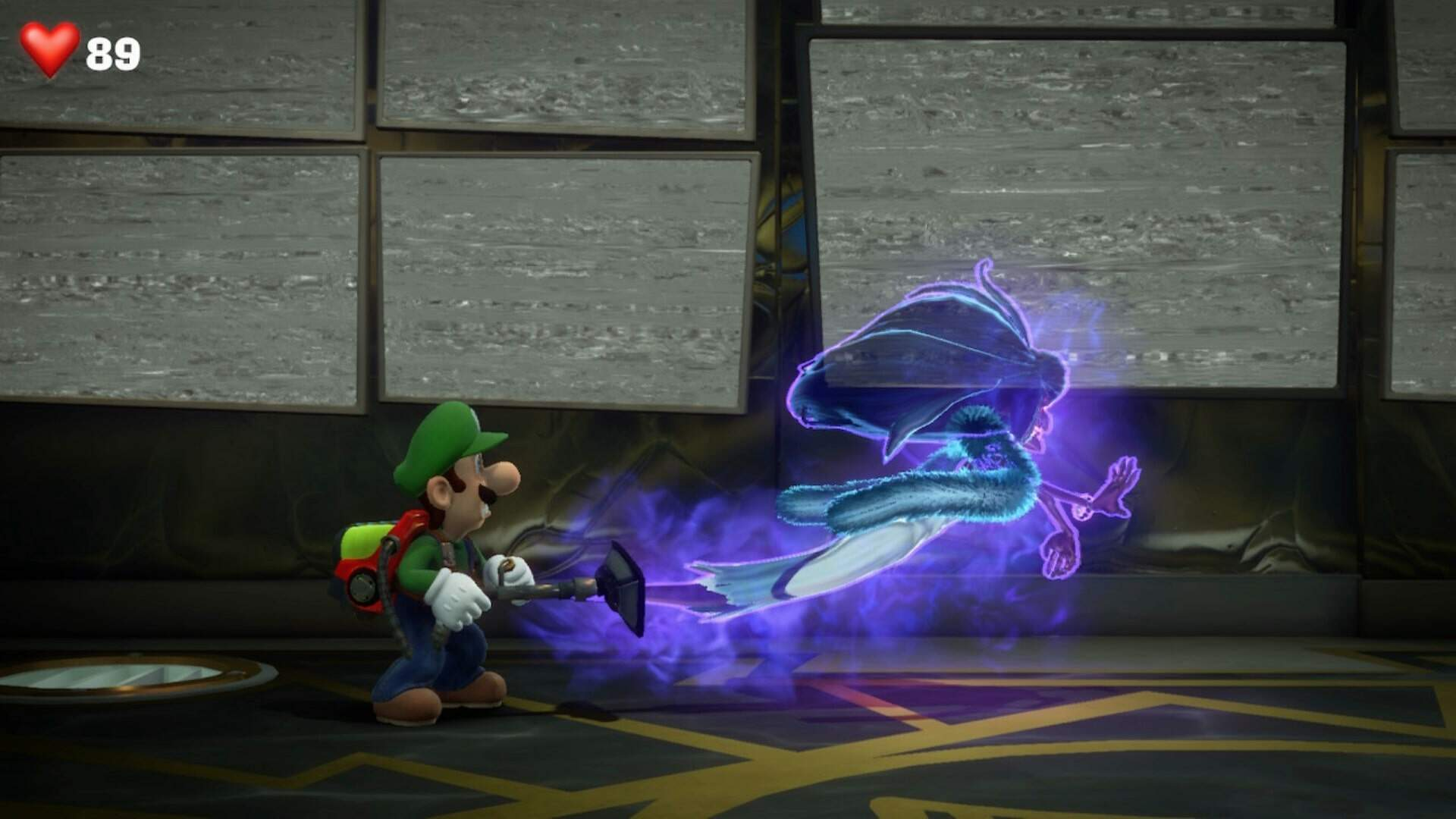 Luigi's Mansion 3 Hellen Gravely Boss Fight Walkthrough