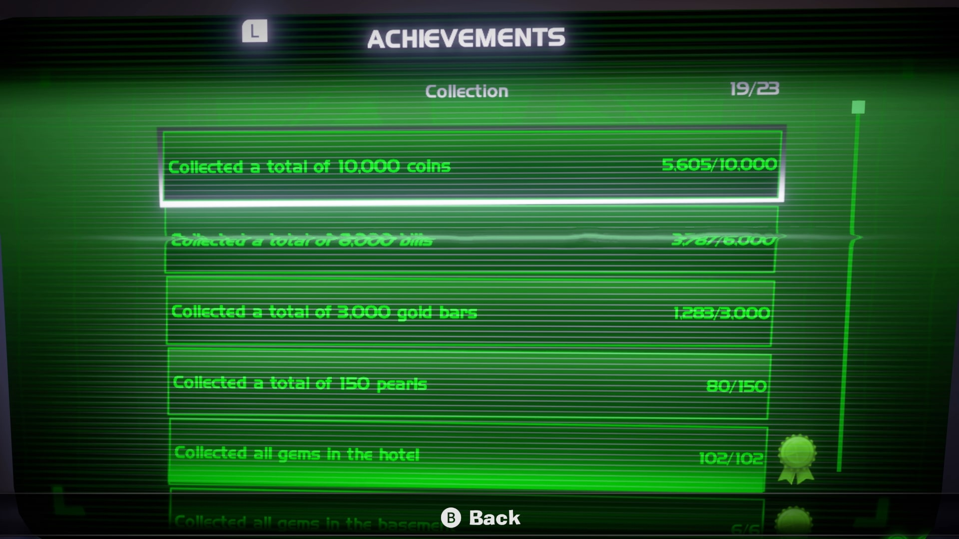 Luigi S Mansion 3 Achievements How To Check Your