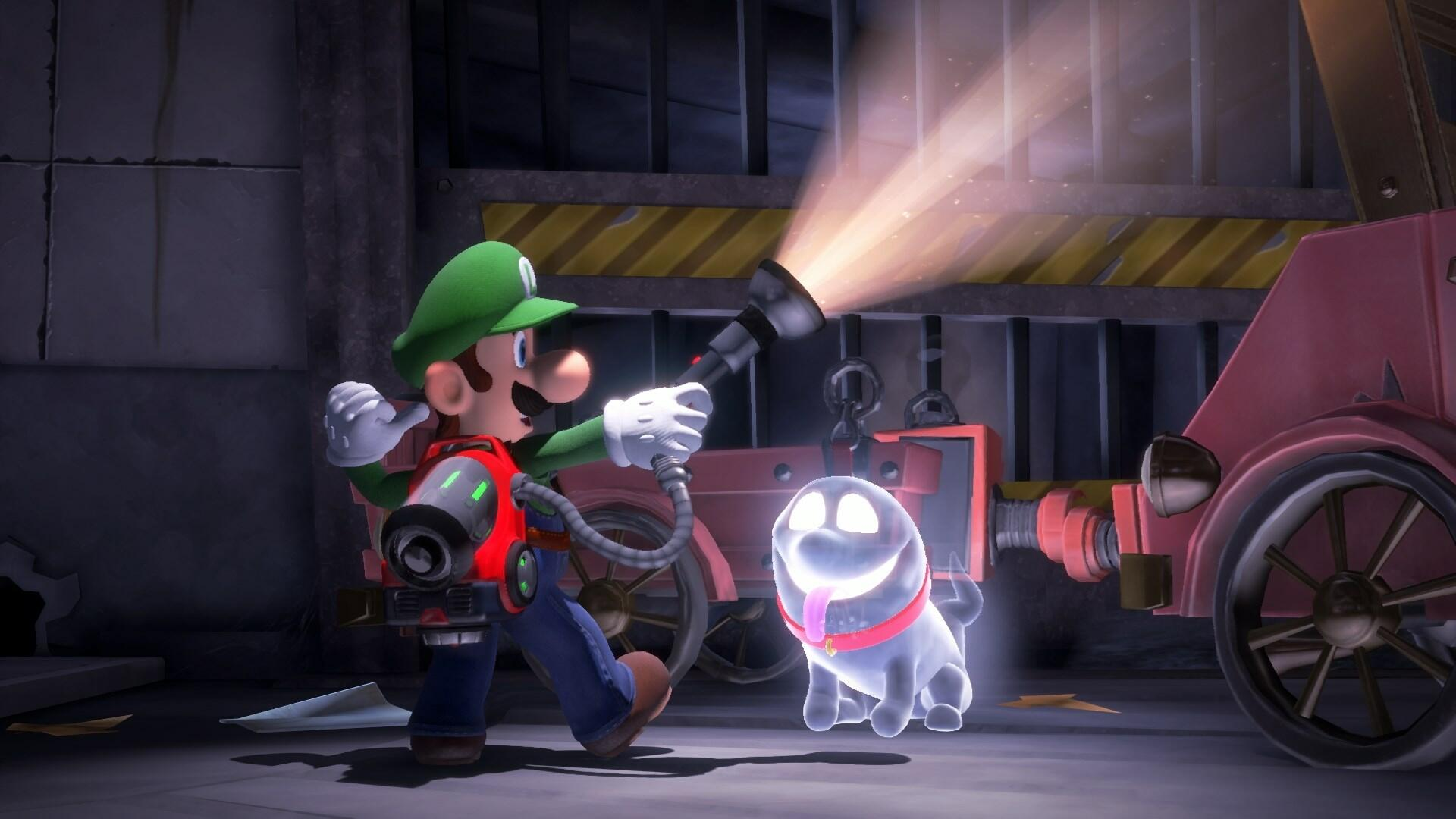 Luigis Mansion 3 Achievements How To Check Your