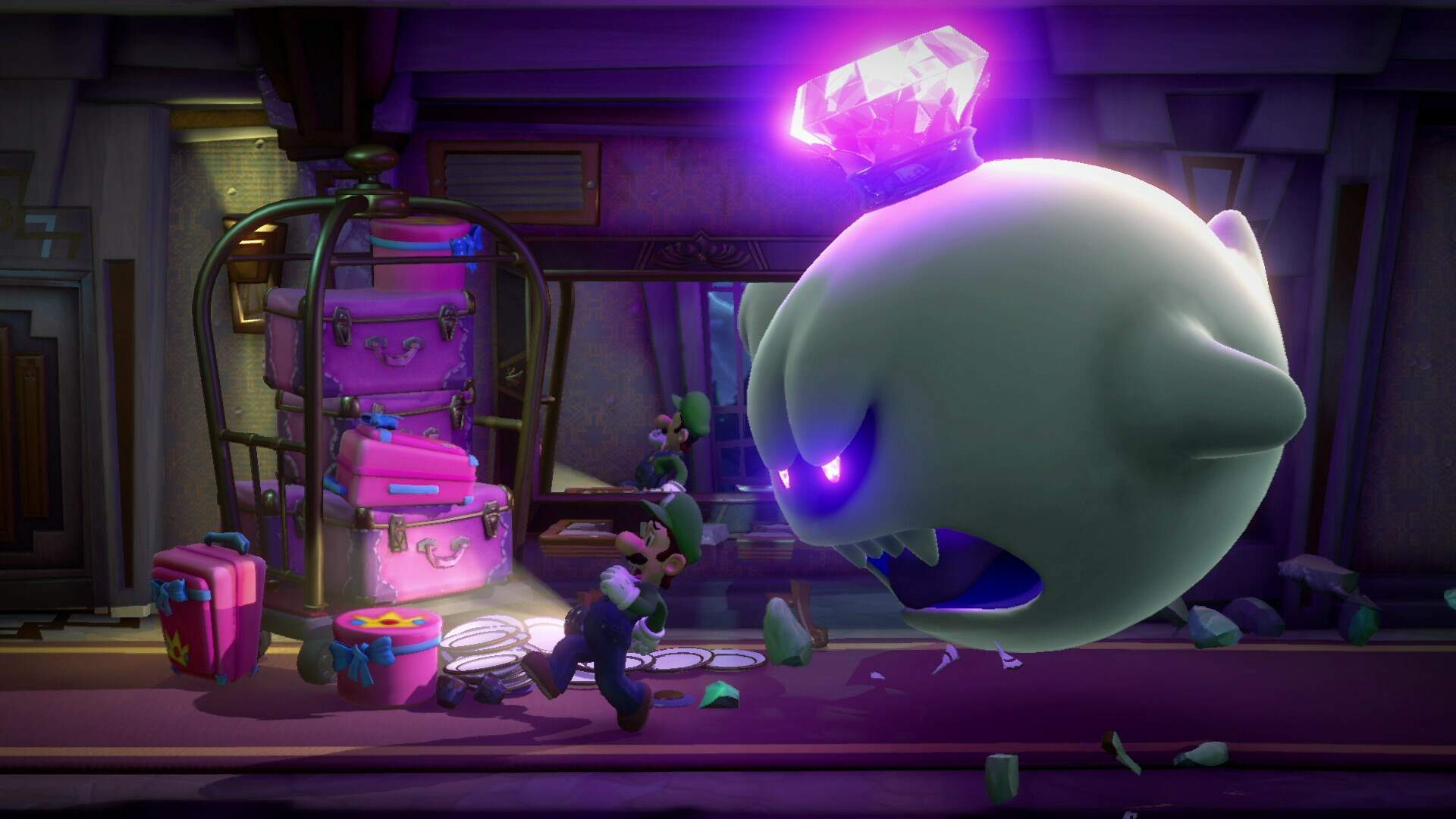 I Love to Hate Luigi Mansion 3's Toilet Rats