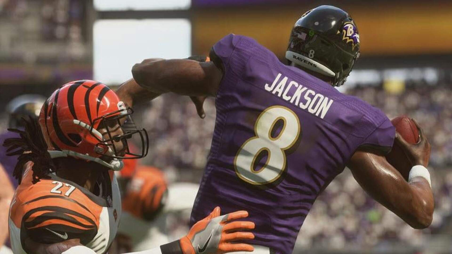 Madden 20 Glitch Takes Lamar Jackson to Near Michael Vick Levels of Unstoppability