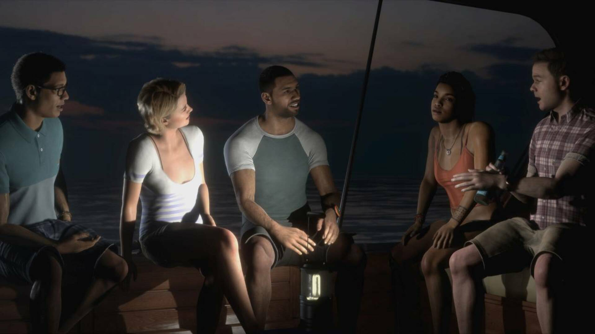 Man of Medan Developer Already Working on the Fifth Game In Its Dark Pictures Anthology