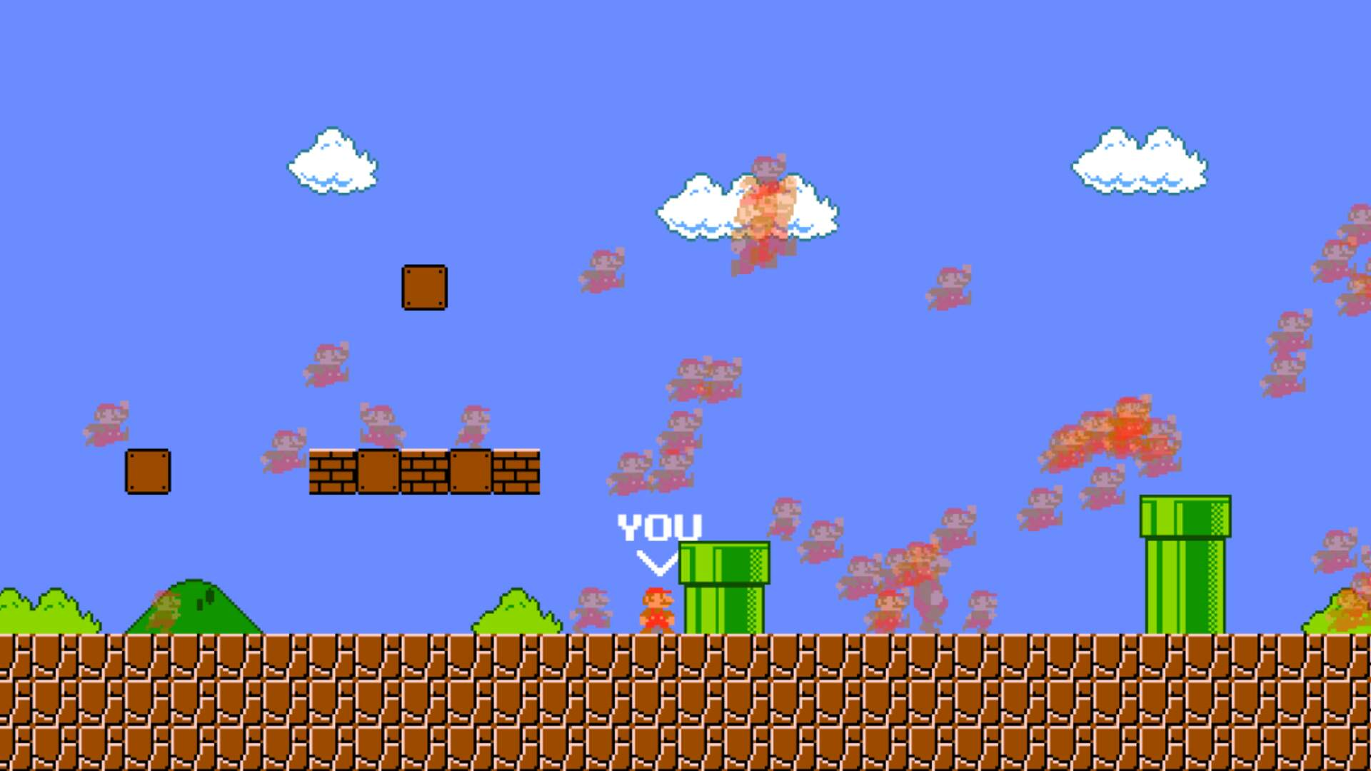 The Platformer Battle Royale Game Formerly Known as Mario Royale Has Officially Been Shut Down by Nintendo