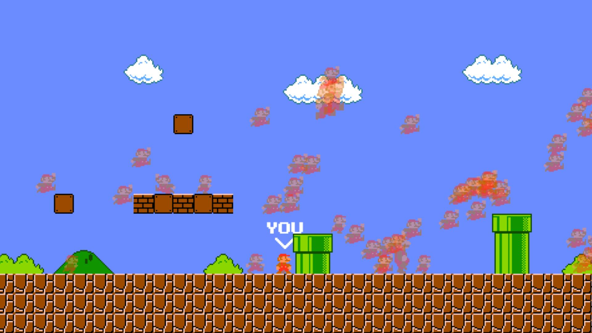 """Fan-Made """"Mario Royale"""" is a Blast, For As Long As It Sticks Around"""