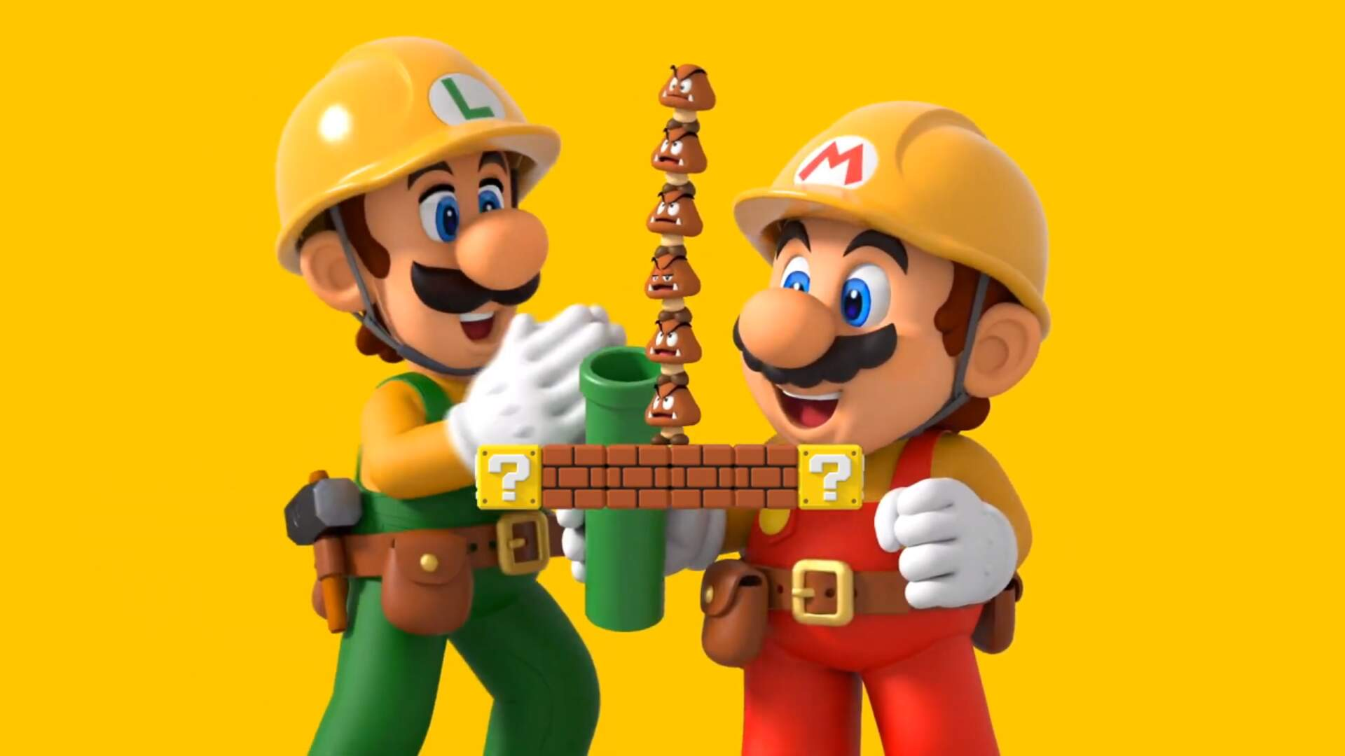 Lego Is Teasing a Line of Super Mario Products
