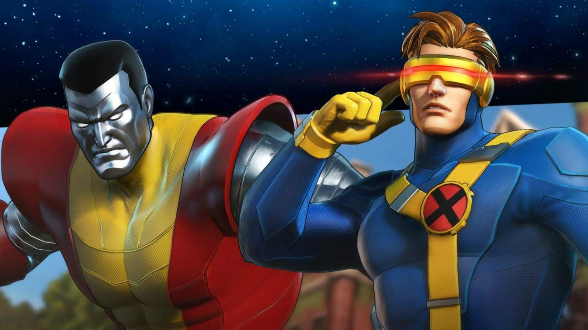Cyclops, Colossus, And More Are Coming To Marvel Ultimate Alliance 3