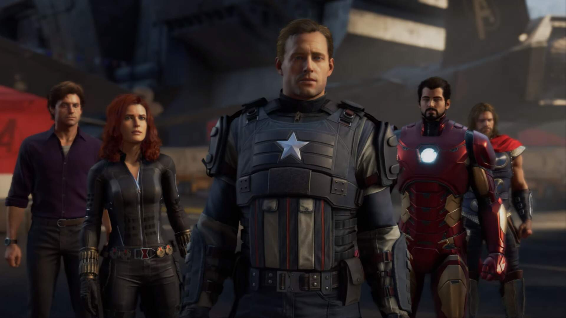 Square Enix Shows First Look at Marvel's Avengers, Coming May 2020