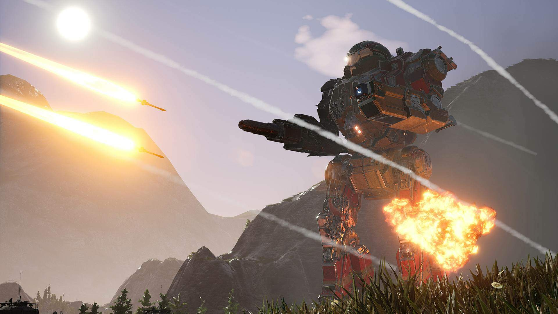 MechWarrior 5 Dev Says Timed Epic Exclusivity Is About Visibility