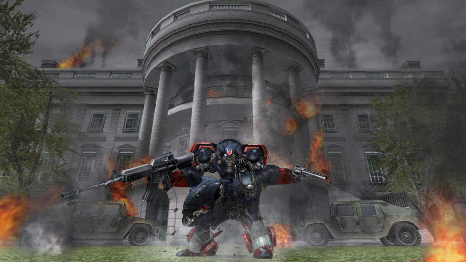Metal Wolf Chaos XD is Coming To Save The Nation This August