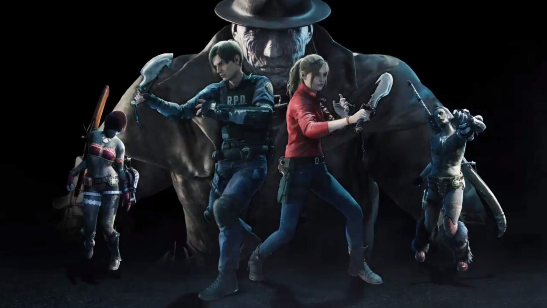 The Best Trailer of the Year is Mr. X and the Rest of Resident Evil 2 in Monster Hunter: World