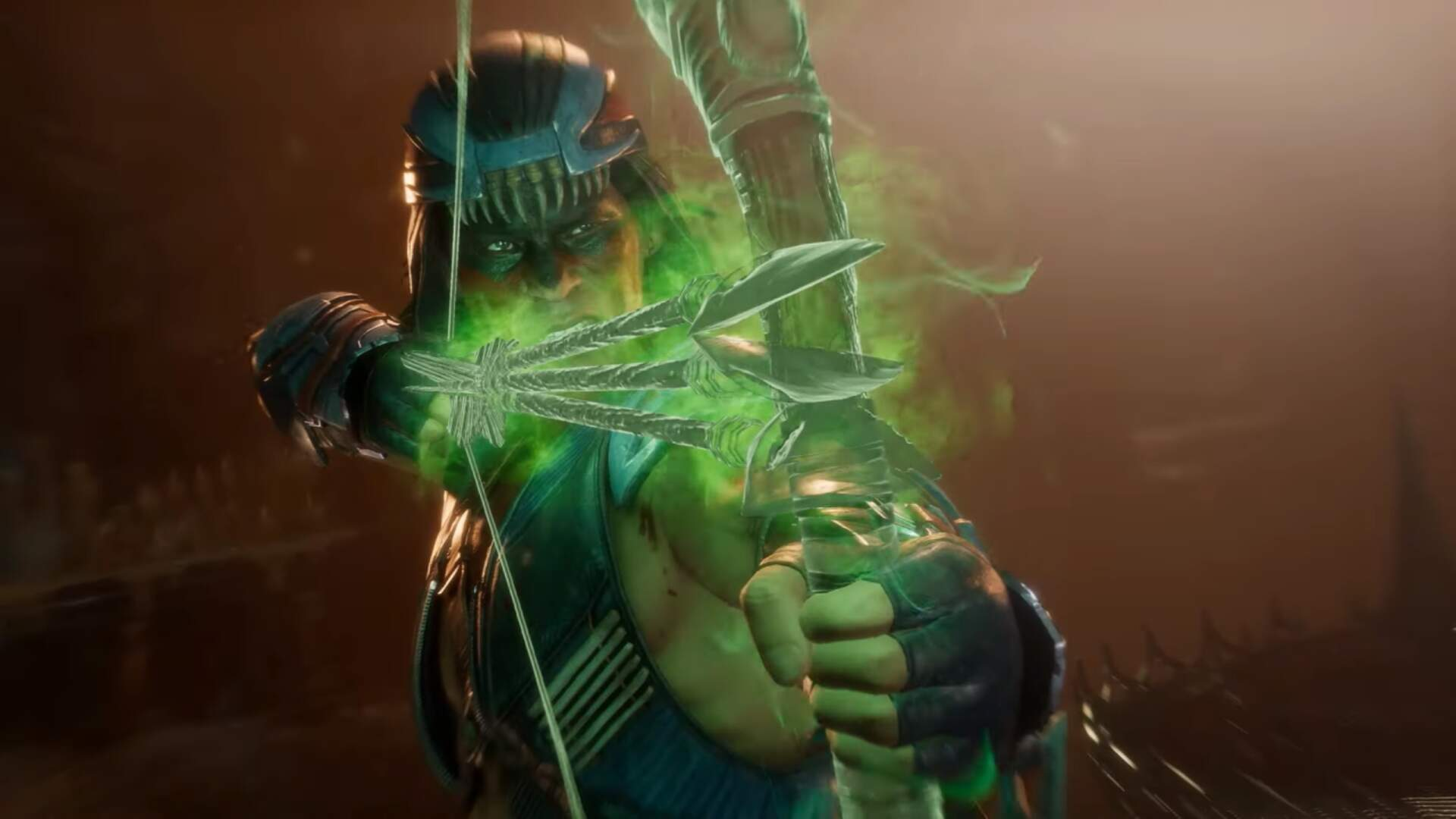 Mortal Kombat 11's Nightwolf Looks Like a Blast in New Gameplay Footage