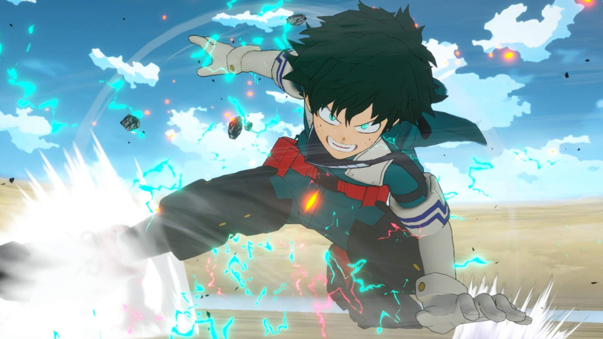 The New My Hero Academia Game Will Follow Season 4 of the Anime, Coming 2020