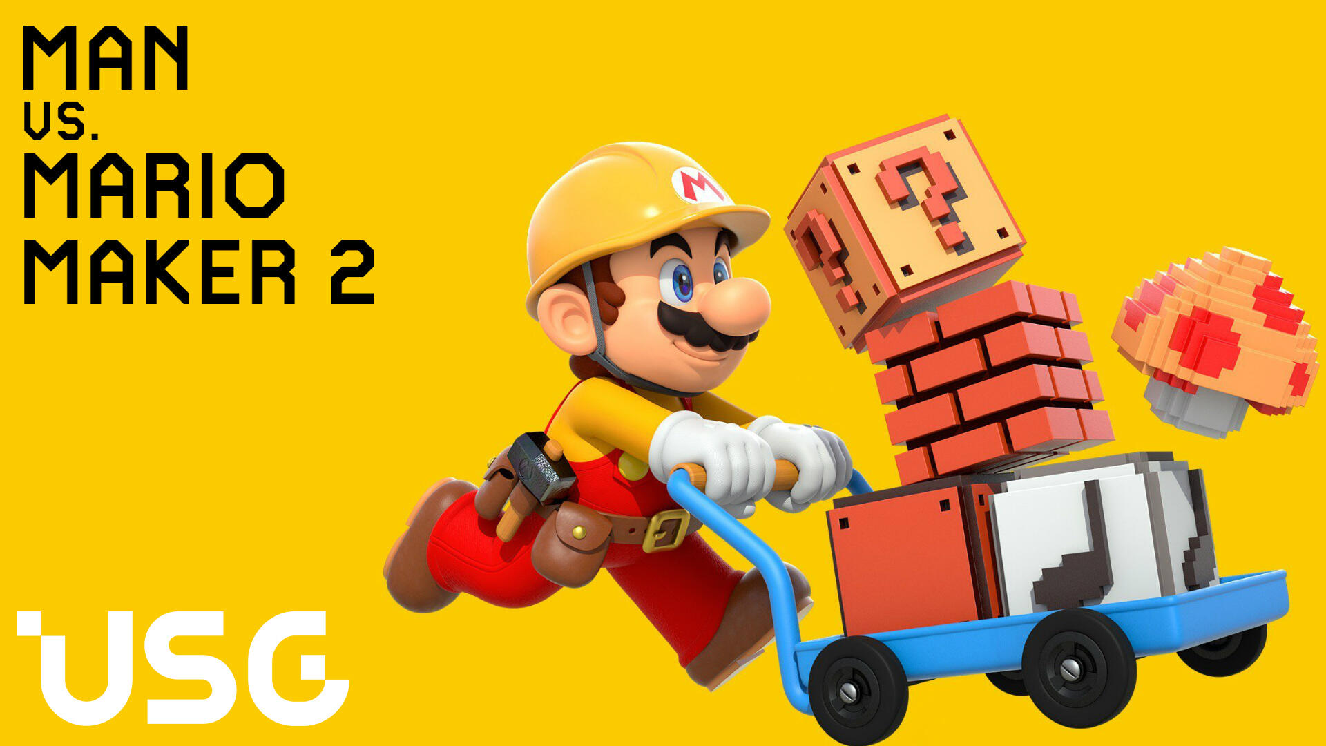 Man vs. Mario Maker 2: The Best Courses Based on Other Games