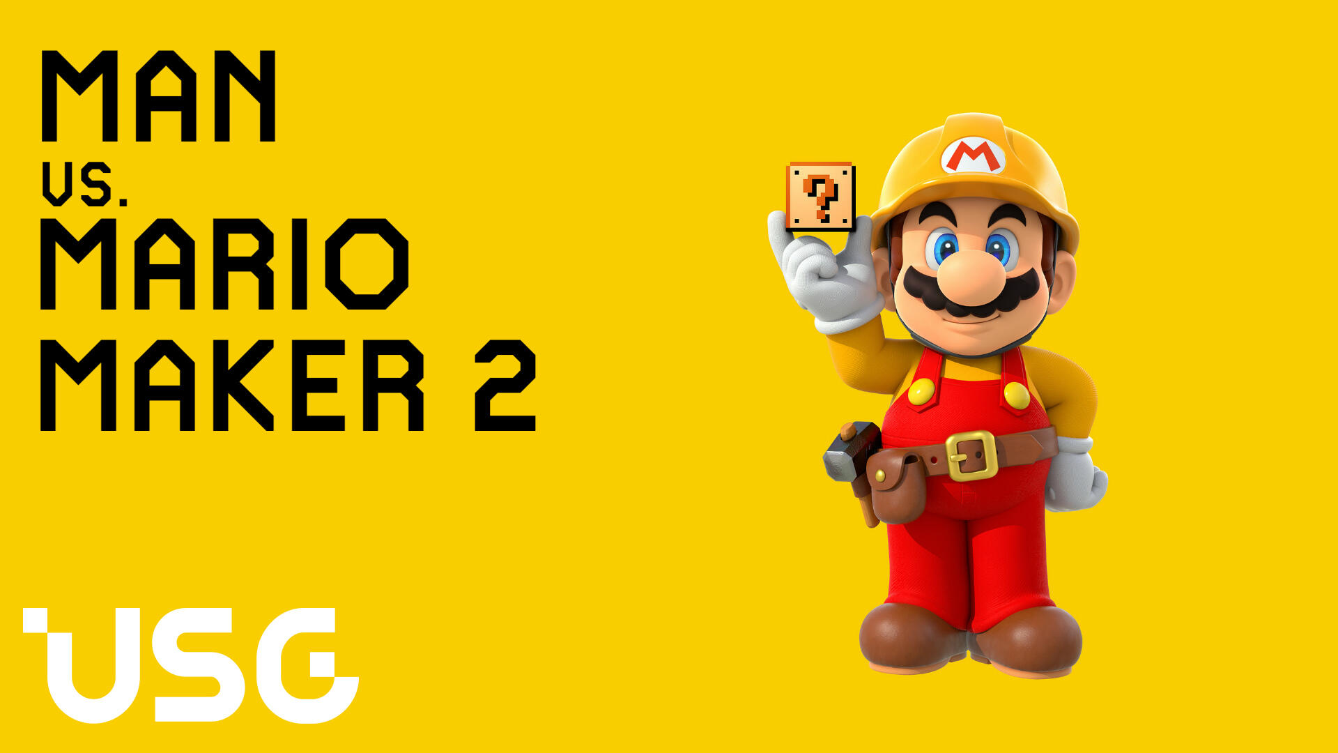 Man vs. Mario Maker 2: Saving Yoshi, Surfing the Wave, and Tasting the Rainbow
