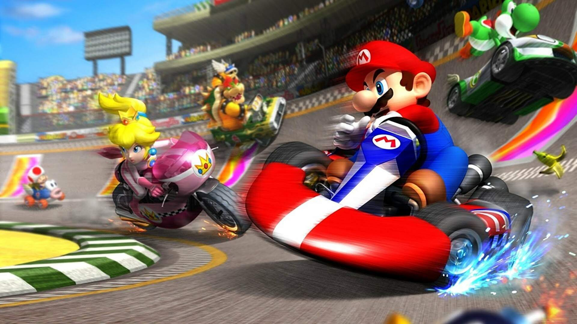 Mario Kart Tour Release Date - Platforms, Price, Track Locations - Everything We Know