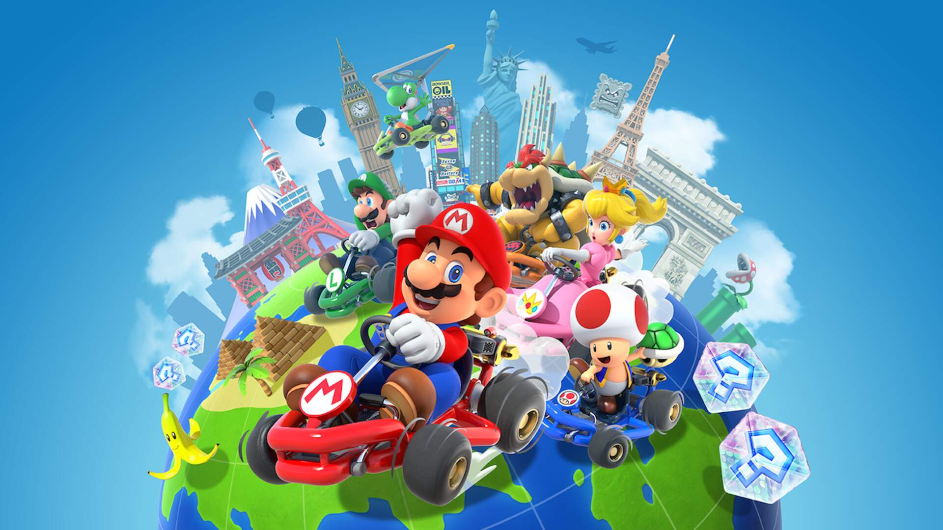 Mario Kart Tour Breaks Another Mobile Nintendo Record, But Still Lags Behind Others