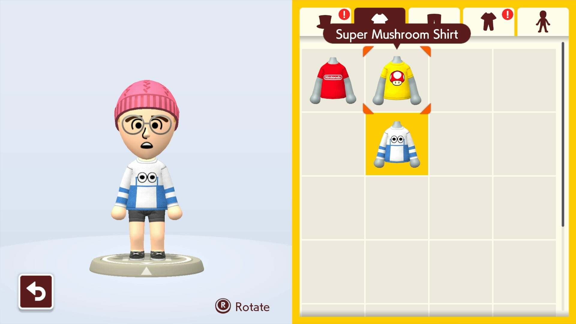 Mario Maker 2 All Mii Outfits Unlocked
