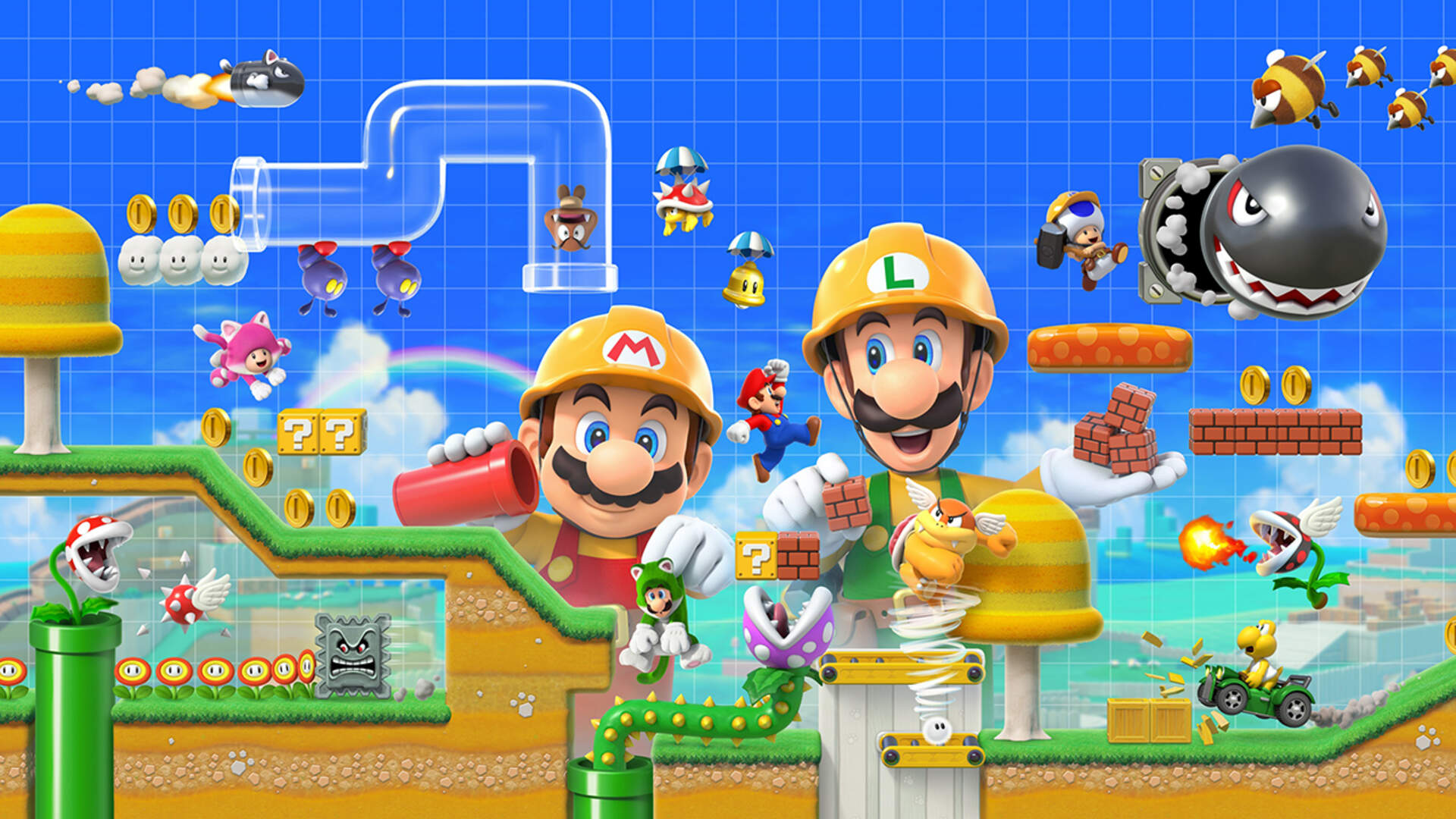 Super Mario Maker 2 Release Date Revealed, And It's Potentially Just in Time for a Switch Lite Release
