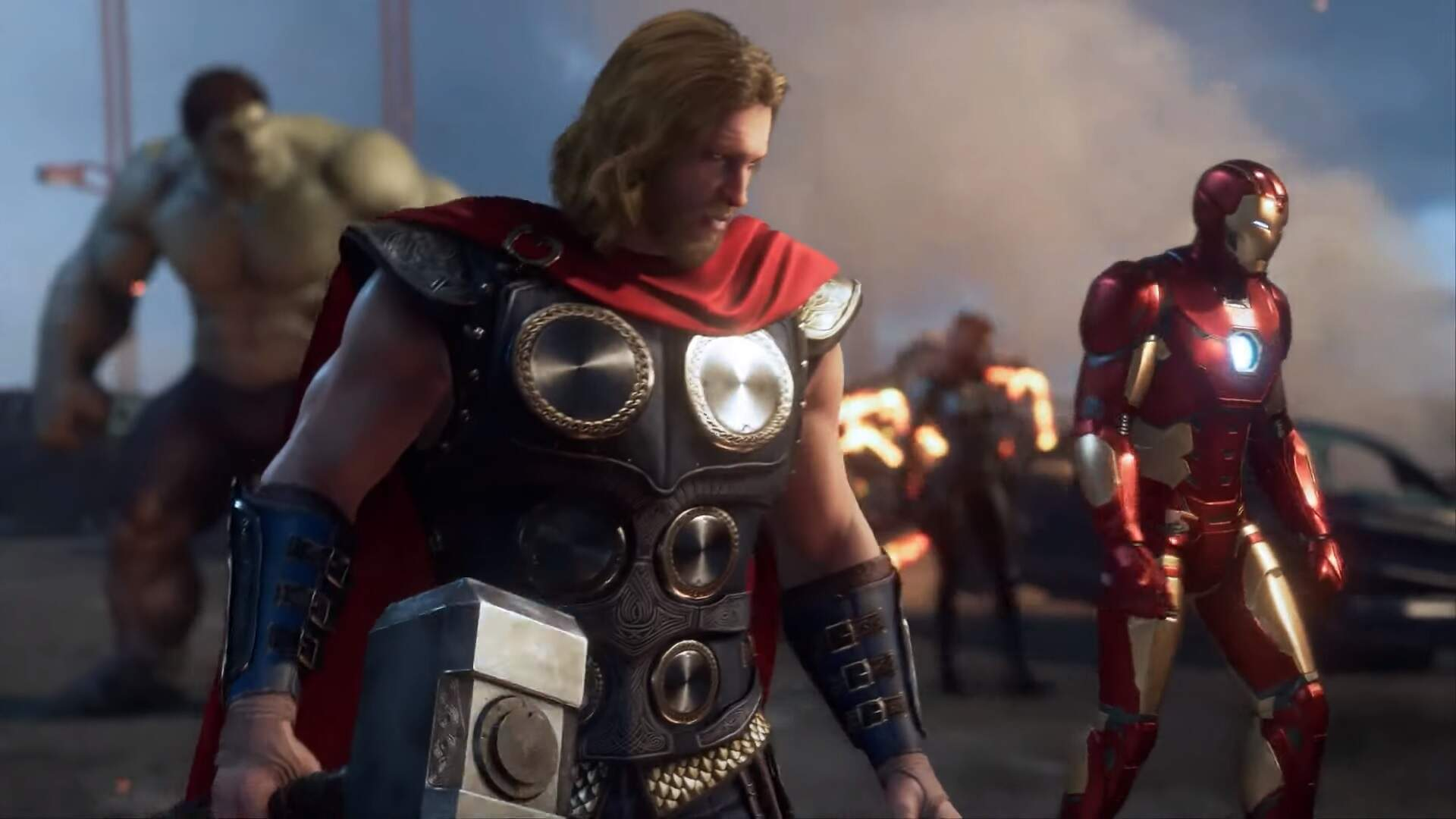 Square Enix E3 2019 Recap: Final Fantasy 7 Remake, Marvel's Avengers, and Remasters