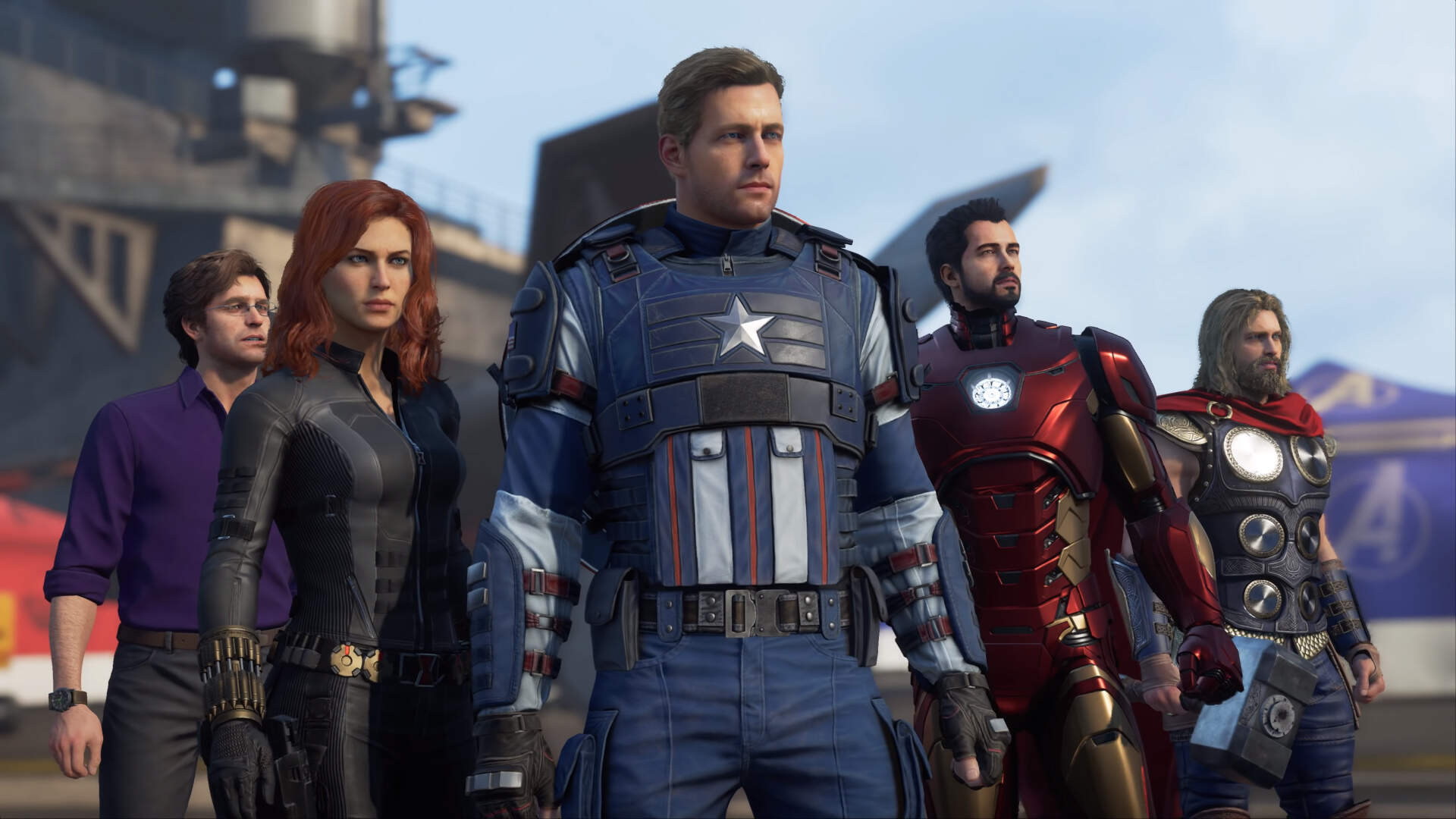 Ranking the Marvel's Avengers Heroes by Playability, Or Why Iron Man Isn't Working So Far