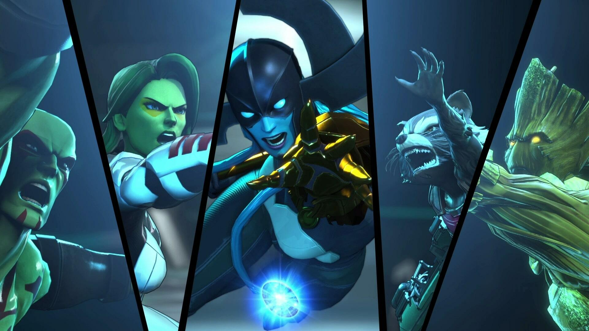Marvel Ultimate Alliance 3: How to Change Your Team