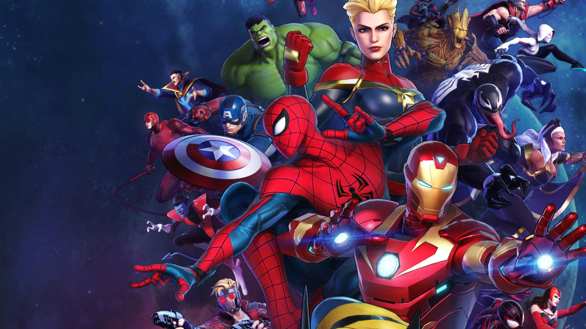 Marvel Ultimate Alliance 3 Costumes: How to Unlock and Change Outfits
