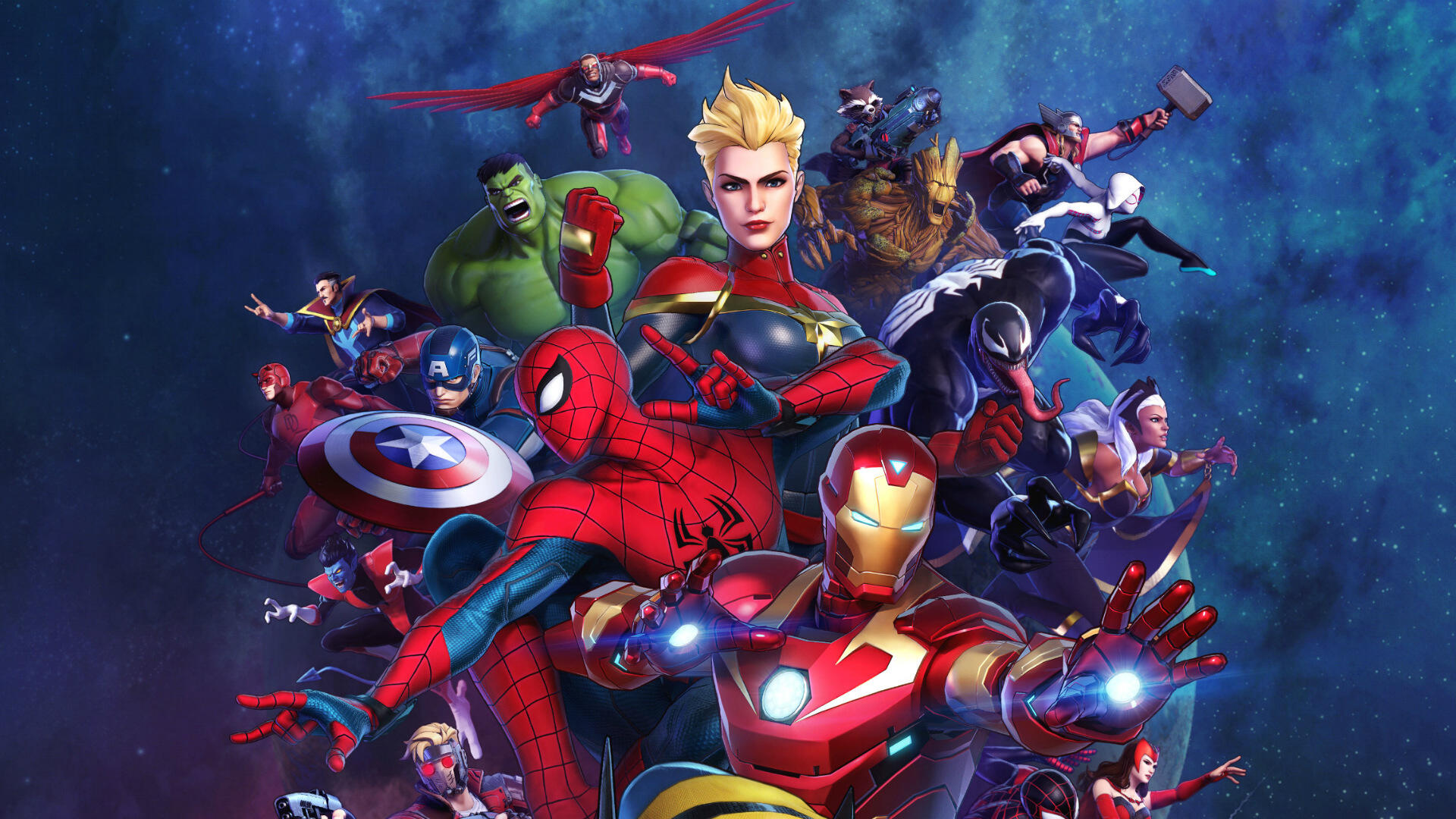 Marvel Ultimate Alliance 3 is the Better Marvel Game at E3 2019