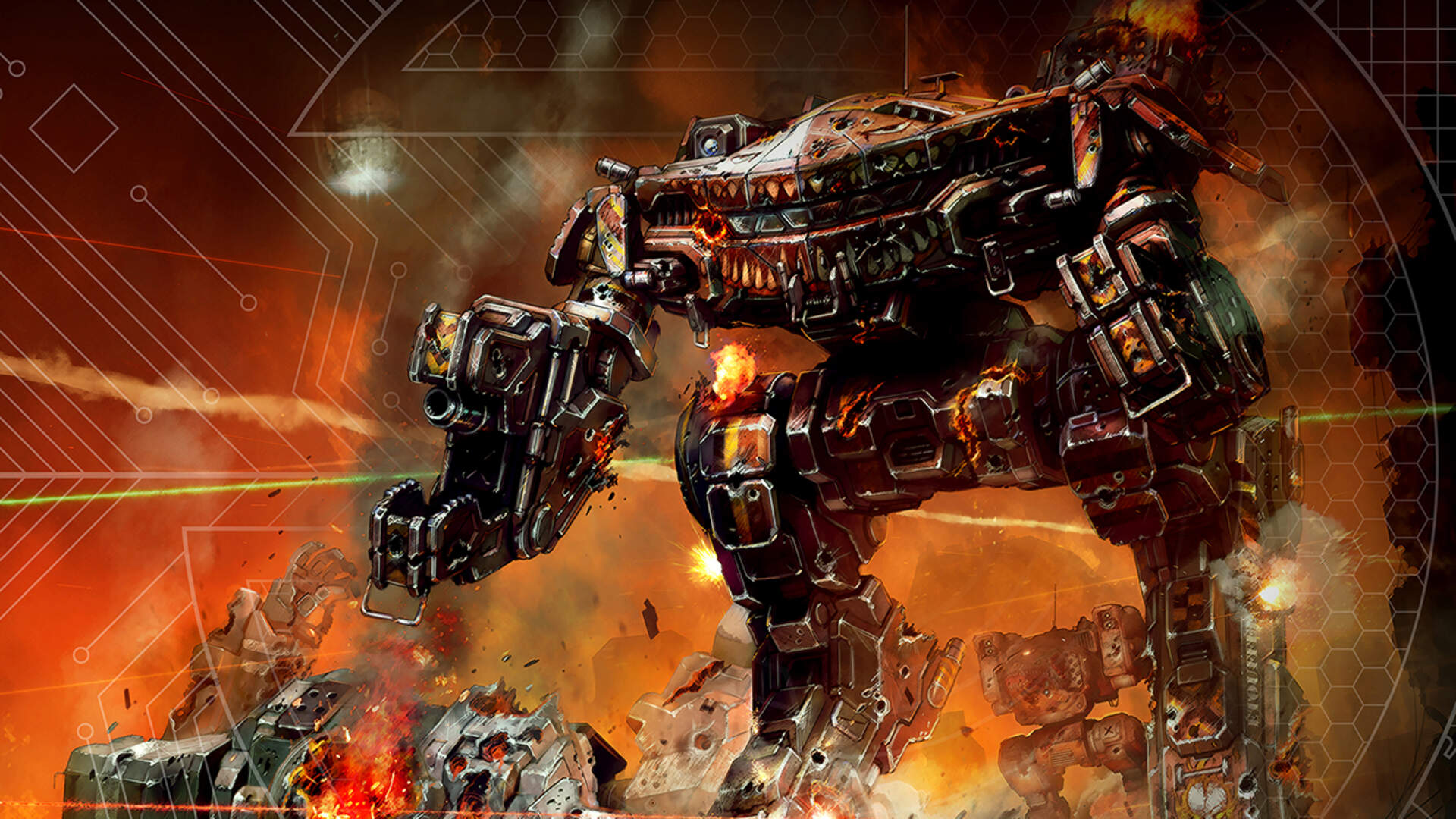 Once the King of PC Gaming, MechWarrior is Now the Big Stompy Ghost of a Bygone Era