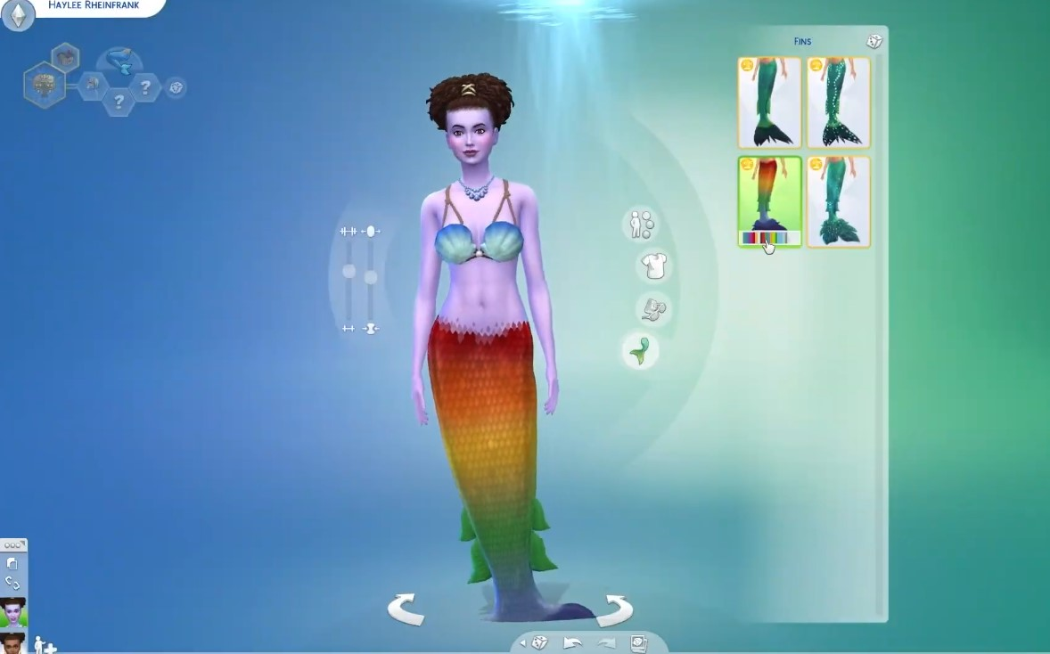 The Sims 4 Island Living Release Date - Mermaids, Swimming