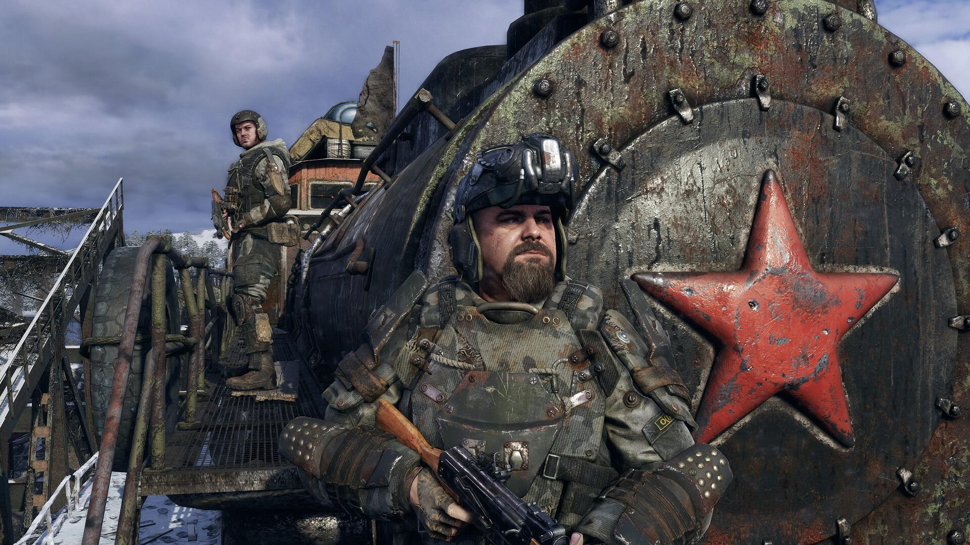 Metro Exodus' Sudden Switch to Epic Really is Unfair