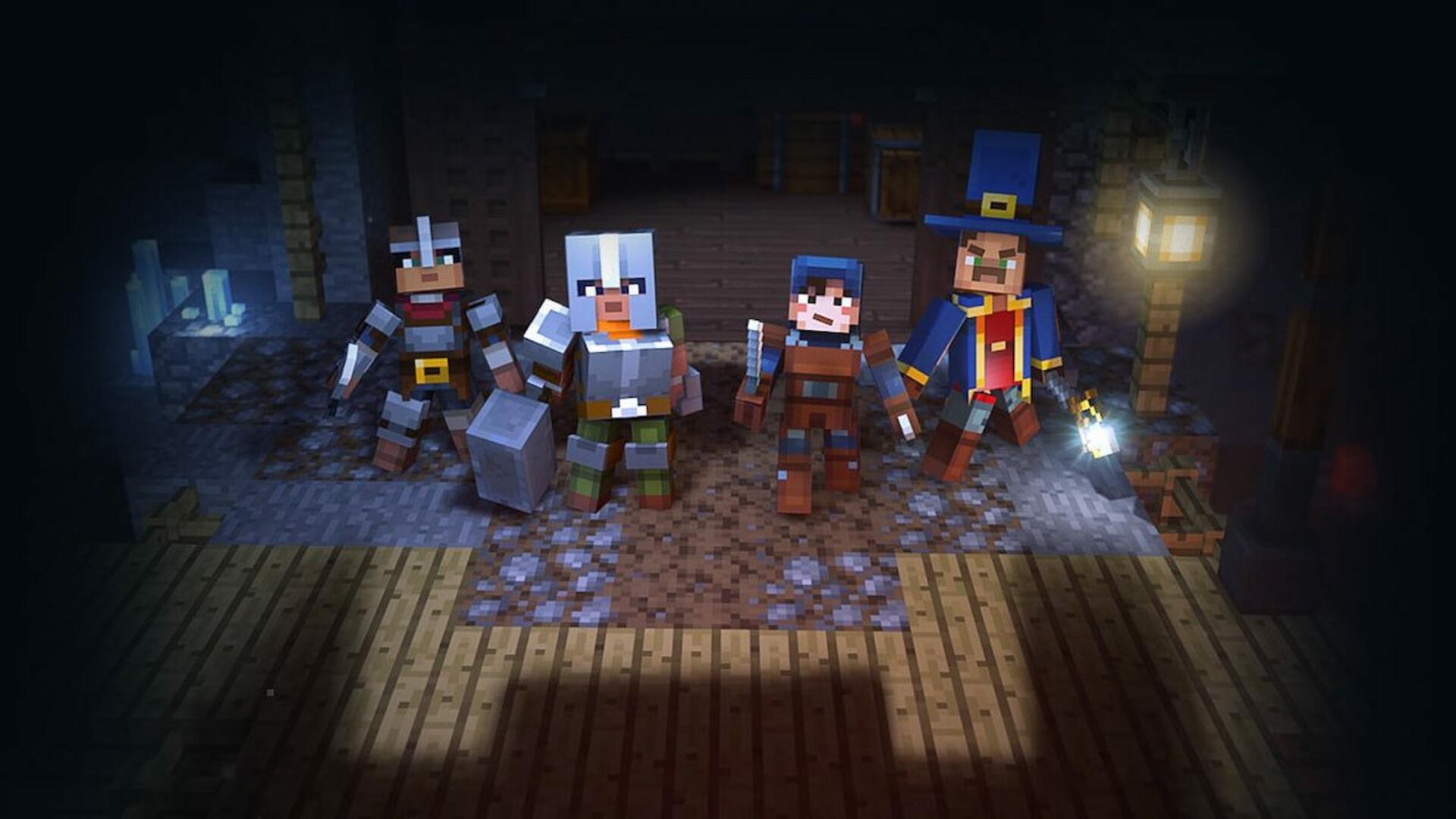 Minecraft Dungeons is Diablo for People Who Are Intimidated by Diablo