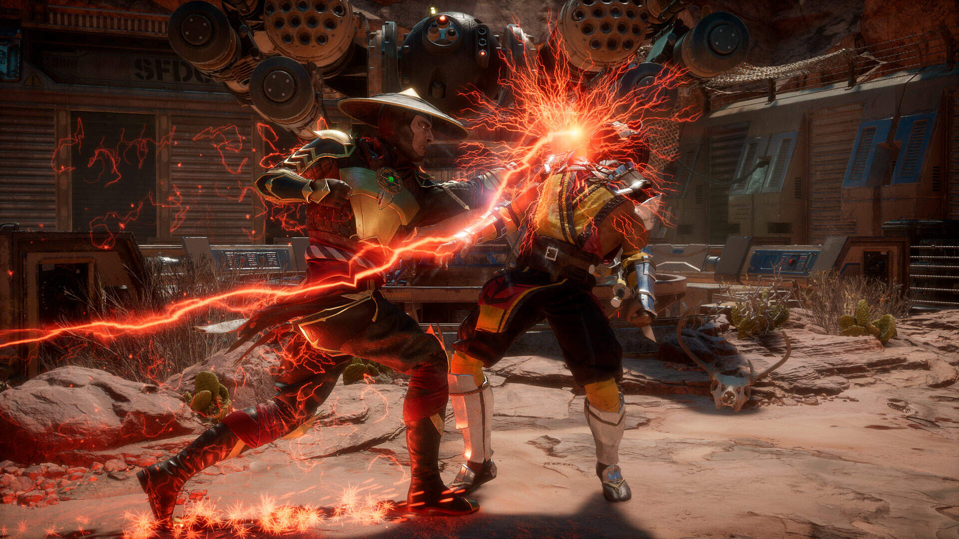 "Mortal Kombat 11 Had the Best Launch in Series History, Has ""Years of Content"" Planned"