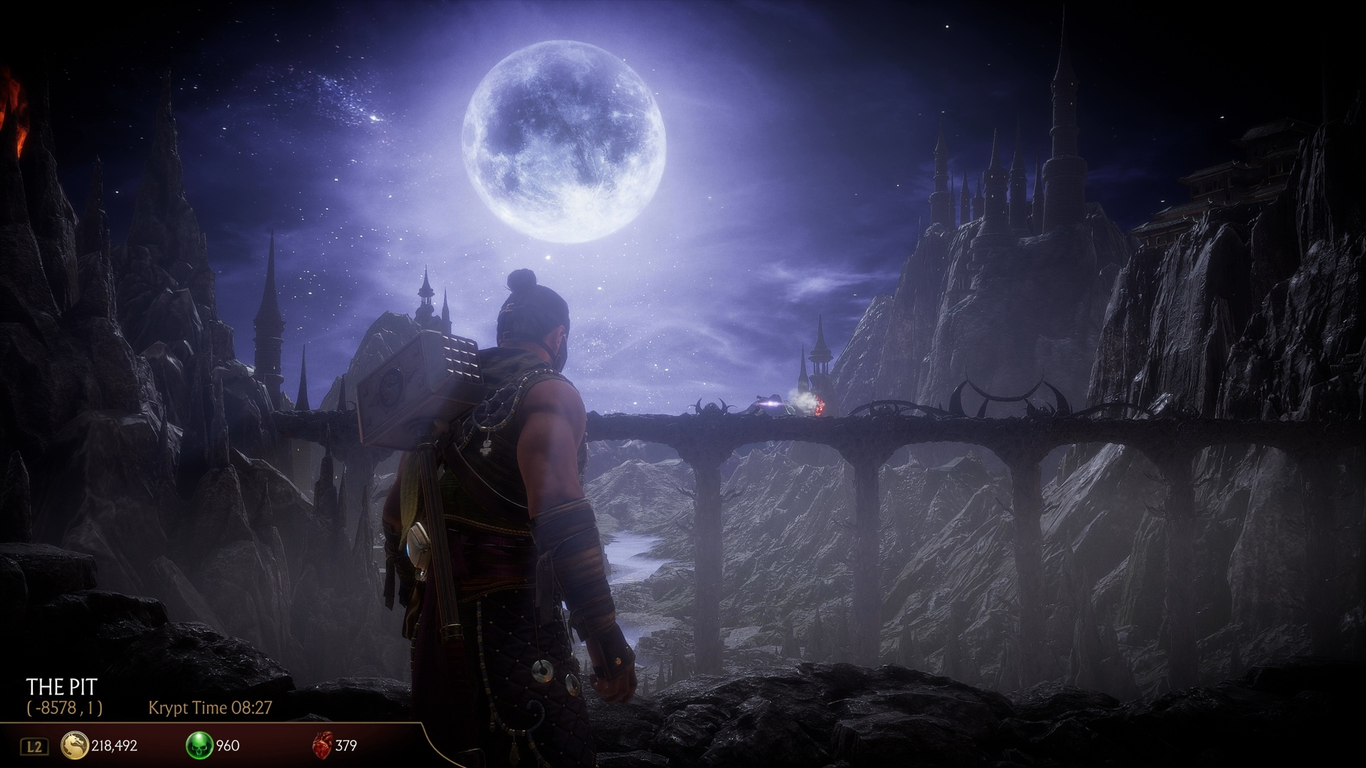 Mortal Kombat 11 Is a Good Game Shrouded in a Fog of Tedious