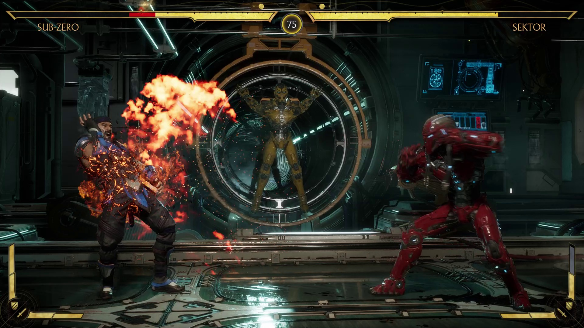 Mortal Kombat 11 Review | USgamer