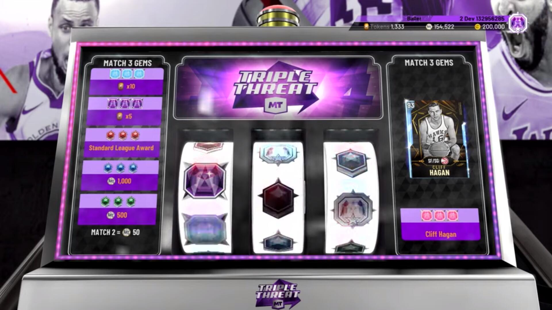 NBA 2K20's MyTeam Trailer Looks Like a Casino
