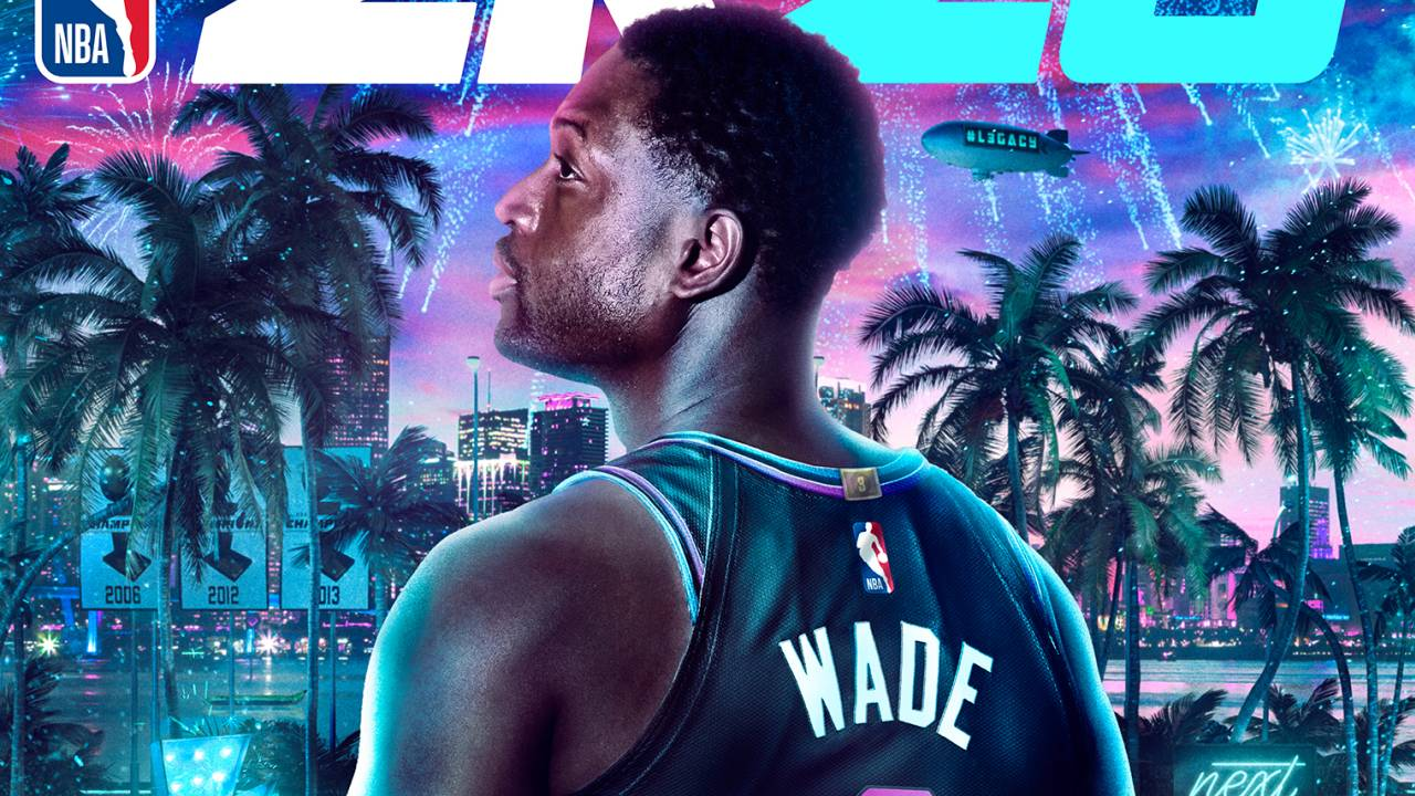 NBA 2K20 Reveals Both Its Cover Athletes And A New